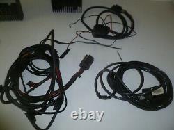 Motorola Syntor XX9000 DUAL HEAD 30-50 MHz 100 Watt Low Band Two Way Radio ga352