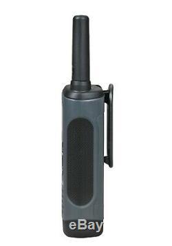 Motorola Talkabout T200TP Walkie Talkie 6 Pack Set 20 Mile Two Way Radio Package