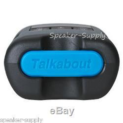 Motorola Talkabout T200TP Walkie Talkie 9 Pack Set 20 Mile Two Way Radio Package