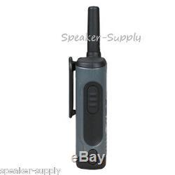 Motorola Talkabout T200 Walkie Talkie 10 Pack Set 20 Mile Two Way Radio Package