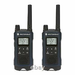 Motorola Talkabout T460 Walkie Talkie 4 Pack Set 35 Mile Two Way Radio