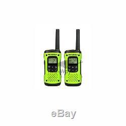 Motorola Talkabout T600 Two-Way Radio 4-PACK Set Walkie Talkies Rechargeable