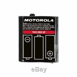 Motorola Talkabout T800 Walkie Talkie 6 Pack Set 35 Mile Two Way Bluetooth App