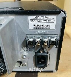 Motorola Vertex Standard VXR-7000U UHF Repeater 50W 450-480MHz EXELENT CONDITION