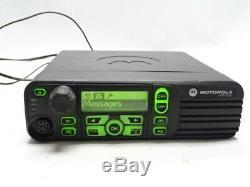 Motorola XPR4550 UHF 403-470Mhz 25-40W Digital Two Way Mobile AAM27QNH9LA1AN