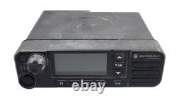 Motorola XPR5550 UHF 450-512 1-40 Watt AAM28TRN9KA1AN Mobile DMR Radio APX