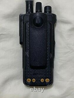 Motorola XPR7550e UHF (403-512 MHz) Portable Two-Way Radio
