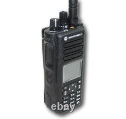 Motorola XPR7580 800/900 806-941Mhz TRBO 2.5W 1000 Ch Digital/Analog