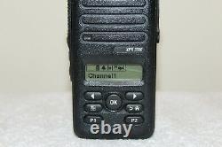 Motorola XPR 3500 UHF Digital (AAH02RDH9JA2AN) Two Way Radio with Accessories
