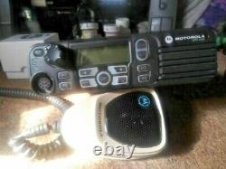 Motorola XPR 4550 UHF Two Way Radio Natural Split (DMR)