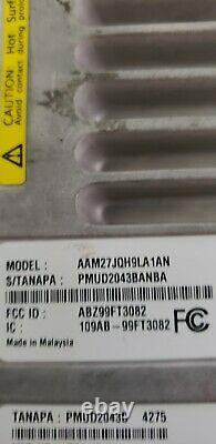Motorola XPR 4550 VHF Two Way Radio 136 -174 mhz. 45 watts