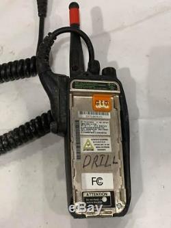 Motorola XPR 6350AAH55QDC9LA1ANPortable Two Way Radio with MIC