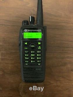 Motorola XPR-6650 UHF Portable Two Way Radio