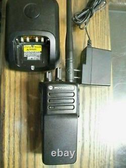 Motorola XPR 7350e VHF MotoTRBO DMR Digital Portable Two Way Radio