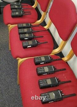 Motorola XPR 7550 Model AAH56JDNKA1AN VHF TWO-WAY RADIOS AND ACCESSORIES, USED