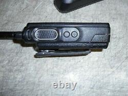 Motorola XPR 7550e Two-Way Radio Impres Battery & Charger AAH56RDN9WA1AN