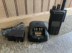 Motorola XPR 7580e Two-Way Radio 800/900 MHz AAH56UCN9RB1AN