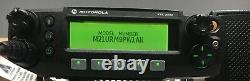 Motorola XTL2500 800mhz P25 Digital Mobile Radio M21URM9PW1AN Smartzone 9600 P25