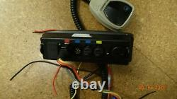 Motorola XTL2500 Mobile Radio Head with Mic