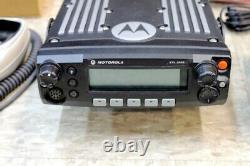 Motorola XTL2500 P25 Digital 30 Watt 900 Mhz Dash Mount HAM