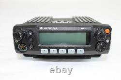 Motorola XTL2500 P25 Digital 30 Watt 900 Mhz Radio, Head & Power Cable ONLY- HAM