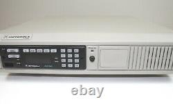 Motorola XTL5000 Consolette VHF P25 Digital 136-174 Mhz P25 AES256 Encryption