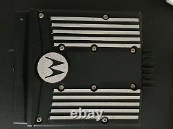 Motorola XTL5000 Radio UHF 450-520MHz Remote Mount M20SSS9PW1AN P25 Trunking