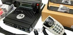 Motorola XTL XTL5000 VHF P25 Digital Mobile Two Way Radio 110w ADP 136-174 MHz