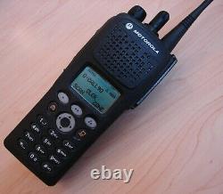 Motorola XTS2500 III 700/800 MHz P25 digital trunking Fire EMS Tac two-way radio