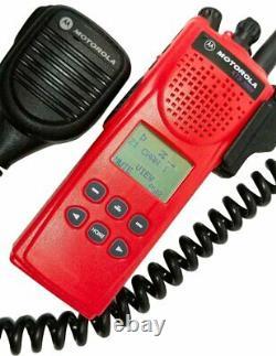 Motorola XTS3000 Model II 800 MHz Smartzone Digital Two Way Radio H09UCF9PW7BN