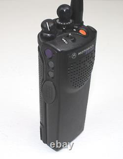 Motorola XTS3000 UHF 403-470Mhz Mod I P25 Digital