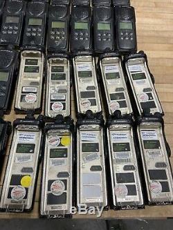 Motorola XTS3000 two way radios H09UCF9PW7BN FM 800hz (Lot of 10)