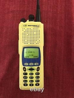 Motorola XTS5000 700/800 Mhz Model III Police Fire EMS Trunking Radio INTRINSIC
