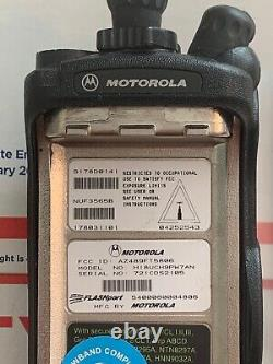 Motorola XTS5000 800mhz M3 Slightly Used A Cond WithFPP DESOFB/XL Latest Firmware