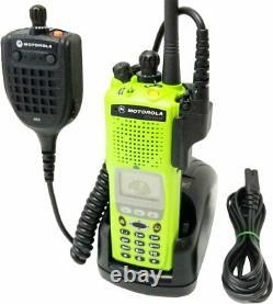Motorola XTS5000 III VHF P25 9600 Digital Radio ADP DES-OFB H18KEH9PW7AN