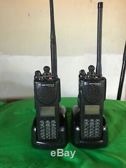 Motorola XTS 3000 VHF 136-174mhz Two way Digital Radio H09KDH9PW7BN