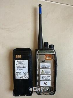Motorola Xpr 6500 Portable Two-way Radio