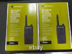 Motorola on-site Two Way Business Radio X 2 (pair)