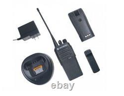 New Motorola MOTOTRBO CP200d Professional Two-Way Radio