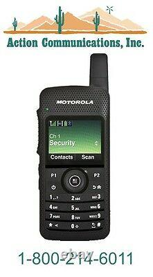 New Motorola Sl7580, 806-870 Mhz, 2 Watt, 1000 Channel Two Way Radio
