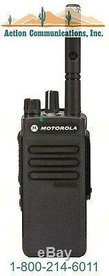 New Motorola Xpr 3300 Uhf 403-512 Mhz, 5 Watt, 16 Ch Non-display Two Way Radio