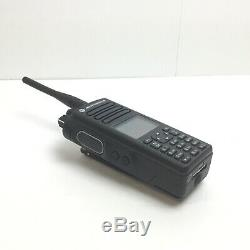 Nice Motorola XPR 7580e Two-Way Radio with Blue Tooth AAH56UCN9WB1AN A968
