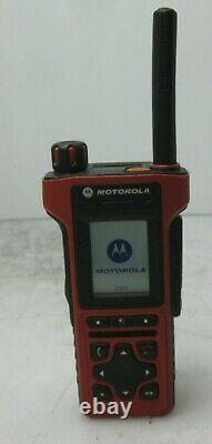 Powerful Motorola two-way radio MTP8500EX 800MHz for extreme environment Charger