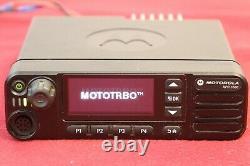 TRBO DIGITAL XPR5580 10-35W 806-870/896/941MHz 1000ch AAM28UMN9KA1AN Full option