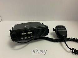 Used Motorola 4-Channel VHF Two-Way Mobile Radio AAM25KKC9AA1AN CDM750