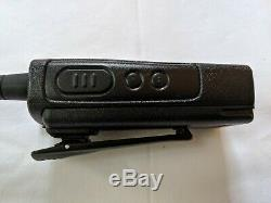 Used Motorola RDM2070D Walmart VHF Two-Way Radio. 2 watts / 7 channels