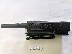 Used Motorola RMU2040 UHF Two-way Radio 2 watts 4 channels