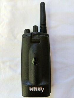 Used Motorola RMU2080d 2 Watt UHF Business Two-way Radio