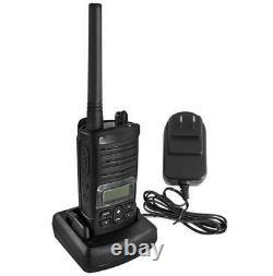 VBLL For Motorola RDM2070D Walmart Walkie MURS Radio withCharger & New Battery