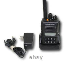 Vertex VX-P829 VXP829 VHF 136-174Mhz P25 Full Keypad Radio FPP